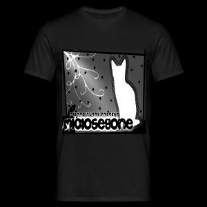 Miciosegone Best In The World - Maglietta da uomo