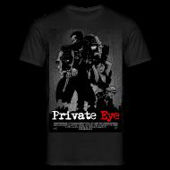 Camisetas ~ Camiseta hombre ~ Private Eye I