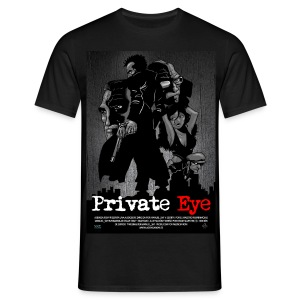 Private Eye I - Camiseta hombre