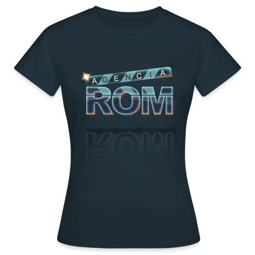 Agencia ROM (mujer) - Camiseta mujer