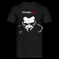 Camisetas ~ Camiseta hombre ~ Private Eye II