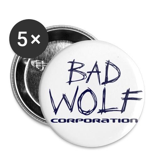 Bad Wolf Corp - Buttons medium 32 mm