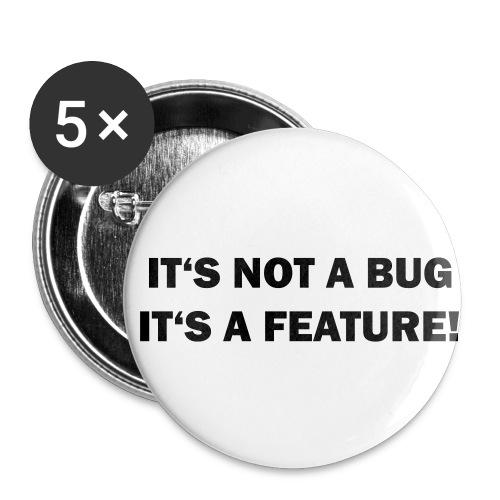 not a bug - Buttons medium 32 mm