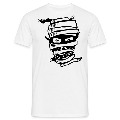 zombie - Men's T-Shirt