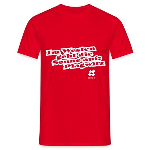 kreuzer-Shirt Plagwitz Herren - Männer T-Shirt
