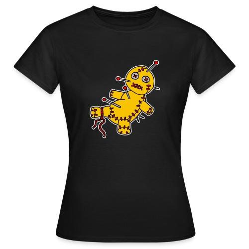 «Voodoo Doll» - Camiseta mujer