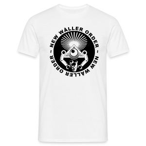 New Waller Order - weiss - Men's T-Shirt