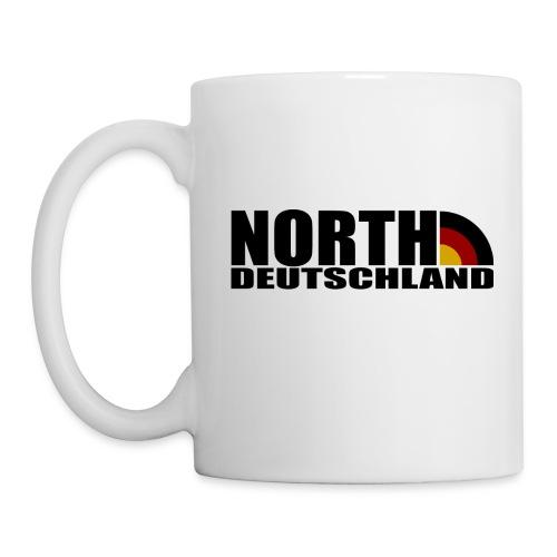 Northdeutschland - bunt - Tasse