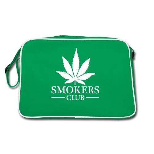 Smokers Club C.R. - Retro Tasche