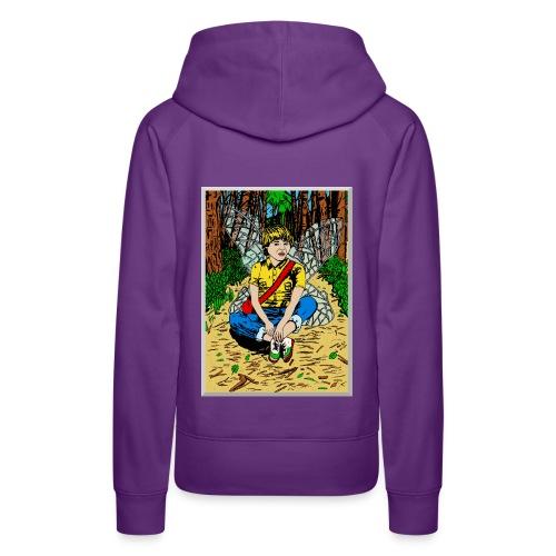 Vrouwen sweater boself - Vrouwen Premium hoodie