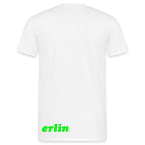 berlin neon - Men's T-Shirt
