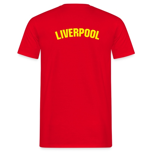 Mens Liverpool T-shirt - Men's T-Shirt
