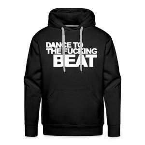 dance  - Mannen Premium hoodie