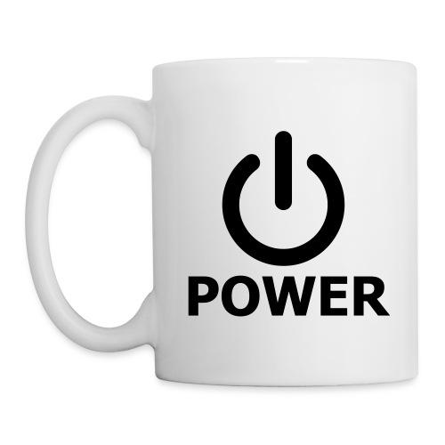 Power-mugg - Mugg
