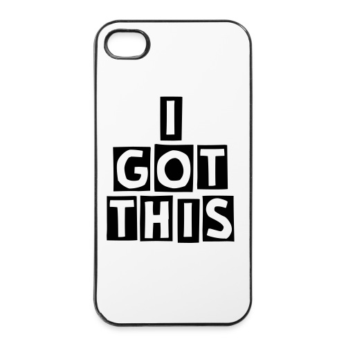 I Got This - iPhone 4/4s Hard Case