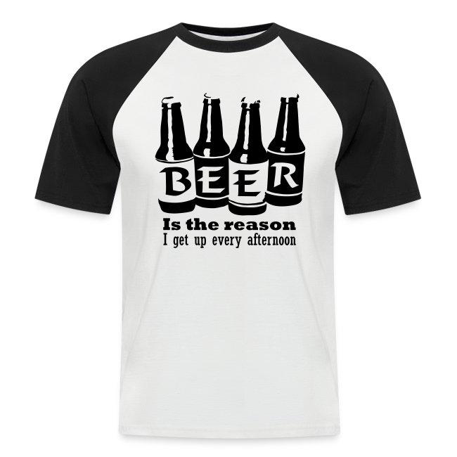 Känniääliö Miesten baseball-paita