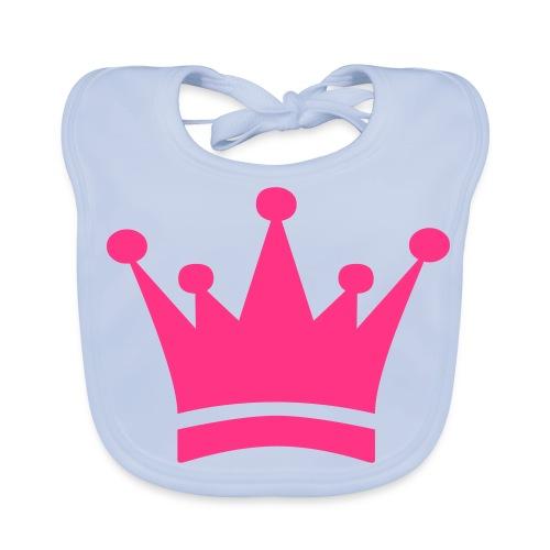 Crown Bib - Baby Organic Bib
