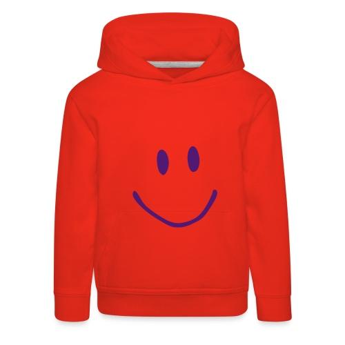 hooded 4 kids with heart - Kids' Premium Hoodie