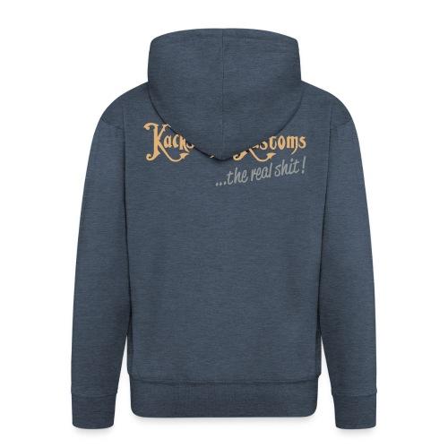Kapuzenjacke Kackstuhl special - Männer Premium Kapuzenjacke