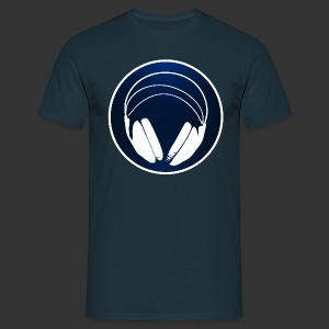 T-shirt homme logo podradio V2 - T-shirt Homme