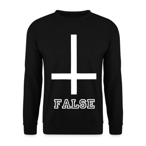 Cross Crewneck - Mannen sweater