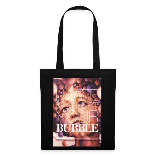 bubble tote bag - Tote Bag