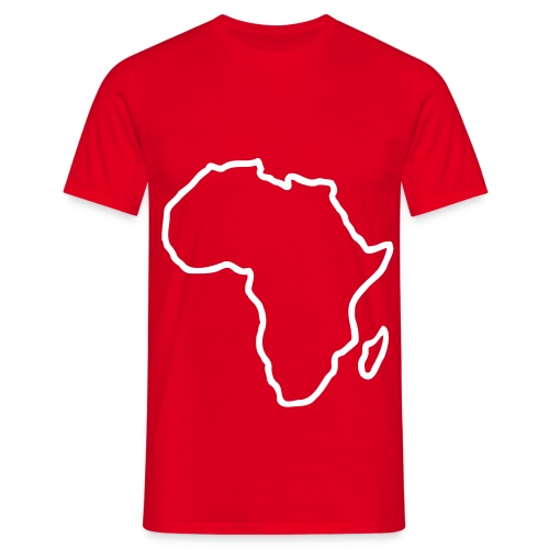 Africa unit - Men's T-Shirt