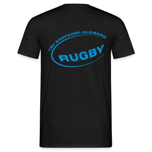 Rugby Dad T - Männer T-Shirt