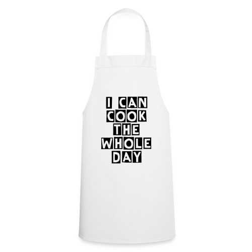Cooker - Cooking Apron