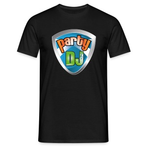 Party DJ - Mannen T-shirt