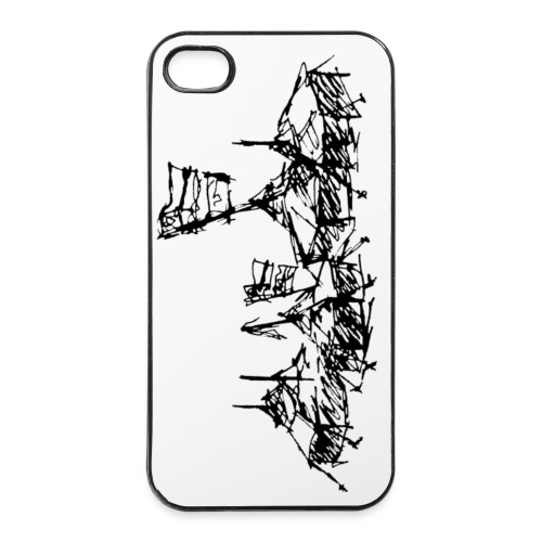 ... mein Dorf - iPhone 4/4s Hard Case