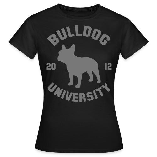 Camiseta University. Chica - Camiseta mujer