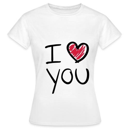 pour femme  - T-shirt Femme