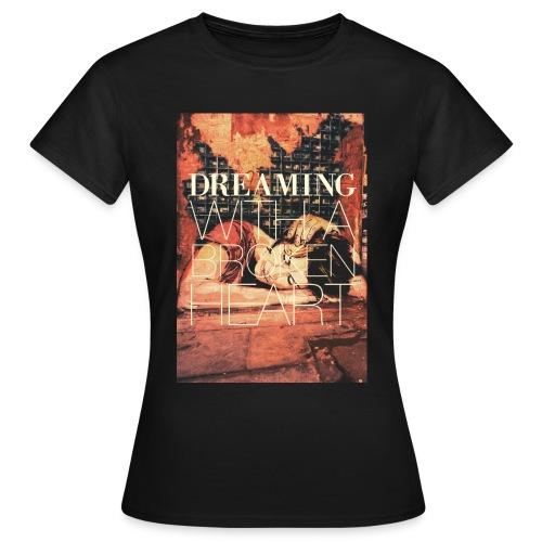 heart women 01 - Women's T-Shirt