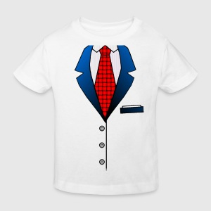 Suit T-Shirts - Kinder Bio-T-Shirt