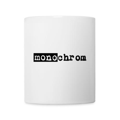 monochrom - die Tasse - Mug