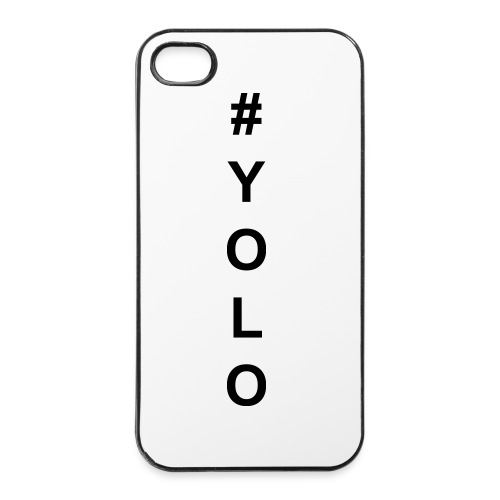 #YOLO Gym Pants - iPhone 4/4s Hard Case