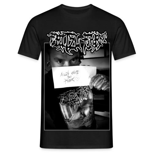 FF69 - Du Punker - Männer T-Shirt