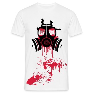 Death is Everywhere - Men's T-Shirt