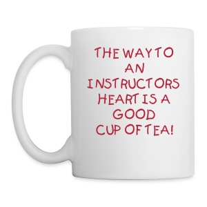 Mug - great fun mug, perfect for any riding instructor!