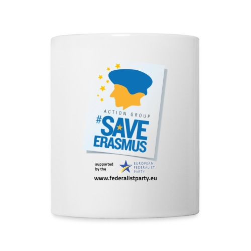 #SaveErasmus - Mug with Logo - Mug