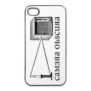 iPhone Camera Obscura - Coque rigide iPhone 4/4s