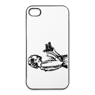 Coques pour portable et tablette ~ Coque rigide iPhone 4/4s ~ iPhone Camera Lady