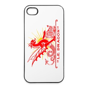 iPhone Le Dragon - Coque rigide iPhone 4/4s