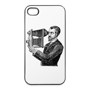 iPhone Reporter - Coque rigide iPhone 4/4s