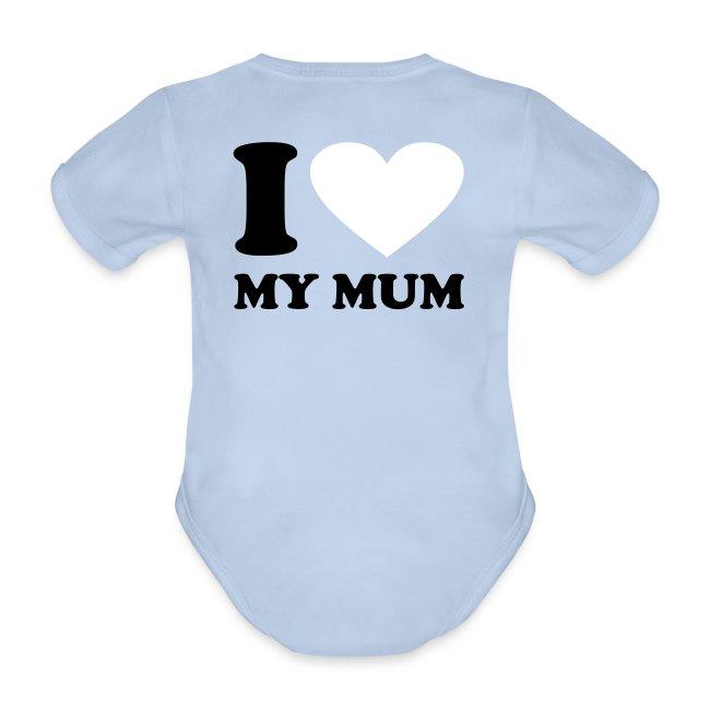 Mc Mane -Vauvan bodi