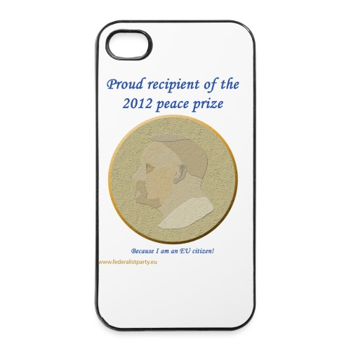 Peace Prize - iPhone4 case - iPhone 4/4s Hard Case