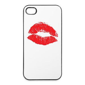 iPhone Lips - iPhone 4/4s Hard Case