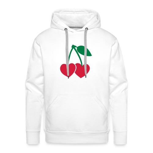 Hoodie  love - Sudadera con capucha premium para hombre