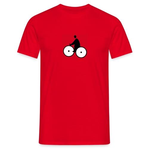 LOGO Fatman's Rouge - T-shirt Homme